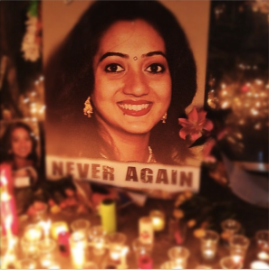 Savita Halappanavar died last November as a result of Ireland's restrictive laws on abortion.